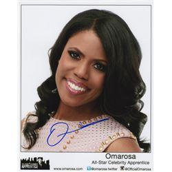 All-Star Celebrity Apprentice Contestant Omarosa Signed Photo