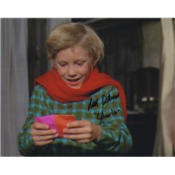 Peter Ostrum Signed Photo as Charlie from Willy Wonka & the Chocolate Factory