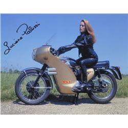 Luciana Paluzzi Signed Photo as Fiona from James Bond Thunderbolt