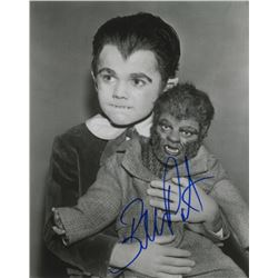 Butch Patrick Signed Photo as Eddie Munster from The Munsters