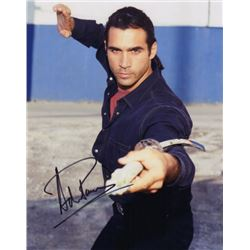 Adrian Paul Signed Photo as Duncan MacLeod from Highlander TV Series