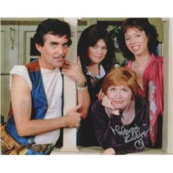 MacKenzie Phillips Signed Cast Photo from One Day at a Time