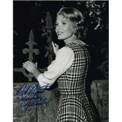 Pat Priest Signed Photo as Marilyn from The Munsters