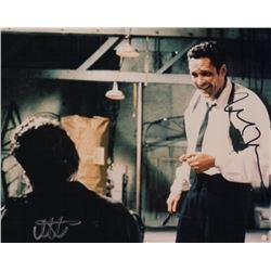Michael Madsen & Kirk Baltz Signed Photo from Reservoir Dogs