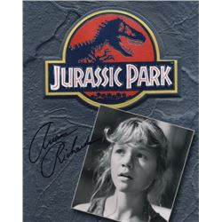 Ariana Richards Signed Photo as Lex Murphy from Jurassic Park