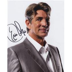 Eric Roberts Signed Color Portrait