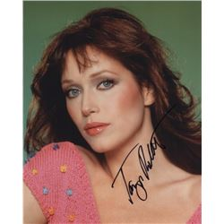 Tanya Roberts Signed Portrait