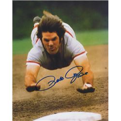 Major League Baseball Cincinnati Red Pete Rose Signed Photo