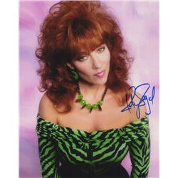 Katey Sagal Signed Photo as Peg Bundy from Married with Children