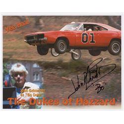 John Schneider Signed Photo as Bo Duke from The Dukes of Hazard