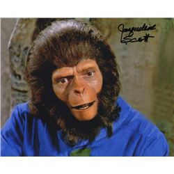 Jacqueline Scott Signed Photo as Zira from the Planet of the Apes TV Series