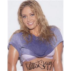 Sons of Anarchy Actress Natalie Skyy Signed Photo
