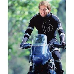 Rex Smith Signed Photo as Jesse Mach from Street Hawk