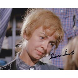 Diana Sowle Signed Photo Still as Mrs. Bucket from Willy Wonka & the Chocolate Factory