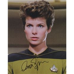 Dana Sparks Signed Photo as Ensign Williams from Star Trek: The Next Generation