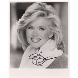 Connie Stevens Signed Photo