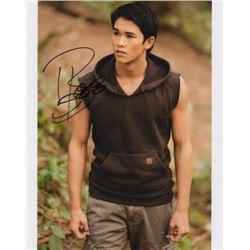 Booboo Steward Signed Photo Still as Seth from the Twilight Saga Films
