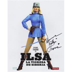 Dyanne Thorne Sigend Photo as Ilsa from Ilsa the Tigress of Siberia