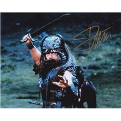 Sven-Ole Thorsen Signed Photo as Togra from Conan the Destroyer