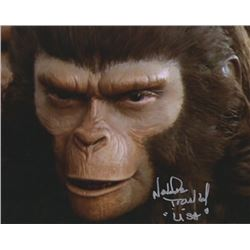 Natalie Trundy Signed Photo as Lisa from the Planet of the Apes Films