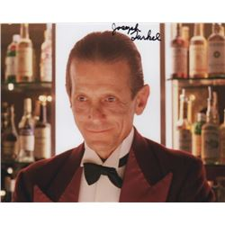 Joe Turkel Signed Photo as Lloyd the Bartender from The Shining
