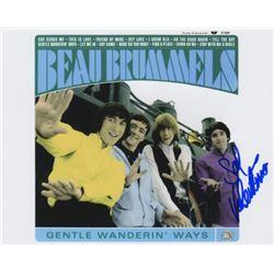 "Sal Valentino Signed Photo of Beau Brummels ""Gentle Wanderin' Ways"" Album Cover"