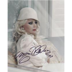 Mamie Van Doren Signed Photo