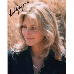 The Bionic Woman Lindsay Wagner Signed Photo