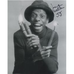 Jimmy Walker Signed Photo as JJ from Good Times