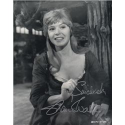 Shani Wallis Signed Photo as Nancy from Oliver!
