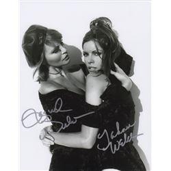 Raquel & Tahnee Welch Signed Photo