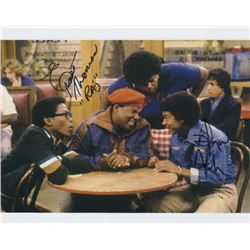 Ernest Thomas & Haywood Nelson Signed Photo from What's Happening!!
