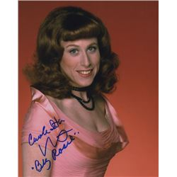 Carole Ita White Signed Photo as Big Rosie from Laverne & Shirley