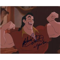 Richard White Signed Photo as the Voice of Gaston from Beauty and the Beast
