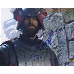 Ian Whyte Signed Photo as The Mountain Gregor Clegane from the Second Season of Game of Thrones