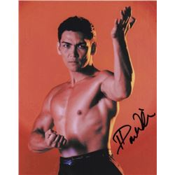 "Don ""The Dragon"" Wilson Signed Photo from the Bloodfist Movies"