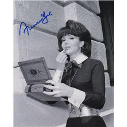 Francine York Signed Photo as Lydia Limpet from the Adam West Batman Television Series