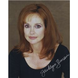 Jacklyn Zeman Signed Photo as Bobbie Spencer from General Hospital