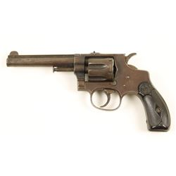 S&W Hand Ejector Cal: .32 SN: 15455