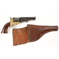 FIE Colt 1849 Pocket Cal. 31 SN: 8963