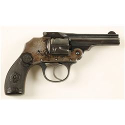 Iver Johnson Safety Automatic Cal: .32 SN: 59405