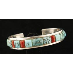 Artistry Navajo Turquoise Cuff Bracelet