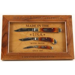 W.R. Case & Sons Cutlery Co. 2013