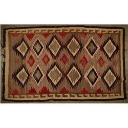 Large Navajo All Natural Textile