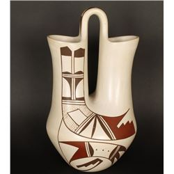 Hopi Wedding Vessel