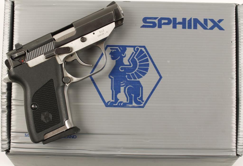 Sphinx AT- 380-M  380 SN: M03167