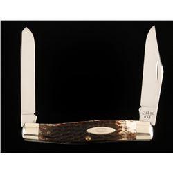 """Vintage Case """"Moose"""" Pocket Knife"""