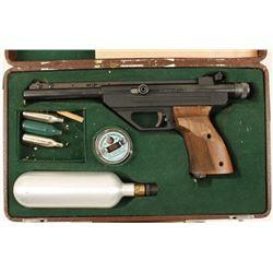 Hammerli Rapid Air Pistol .177 SN: 01453