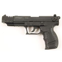 Walther P22 Target .22 LR SN: NO45956