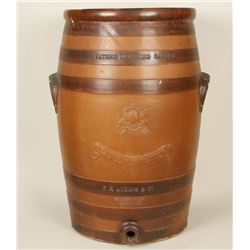 English Water Filter Pot with Royal Seal